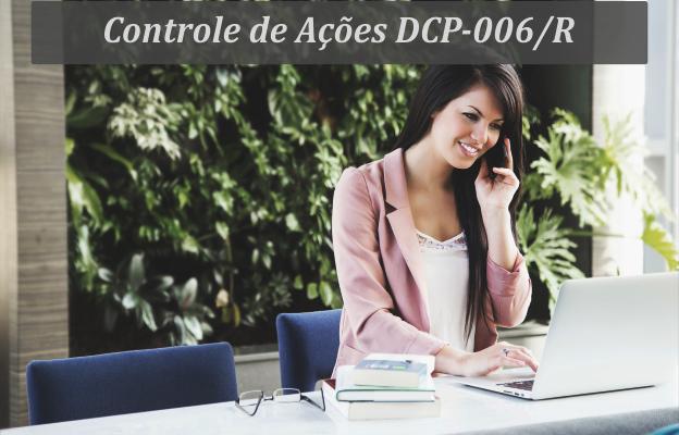 Controle de Ações DCP 006/R