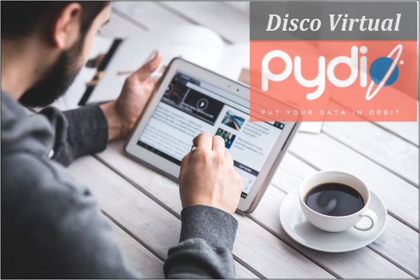 Disco Virtual by PYDIO